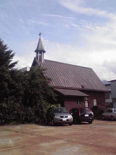 飯山復活教会
