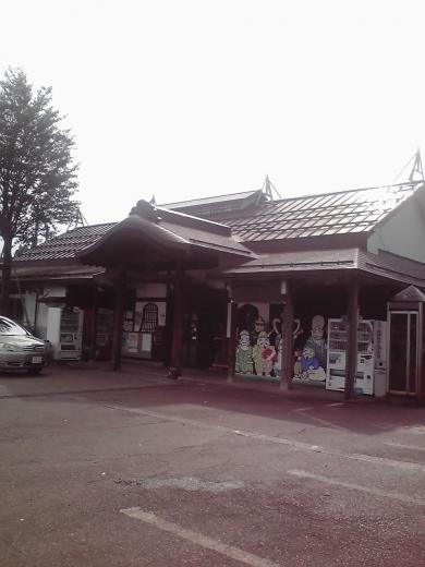 現在の飯山駅