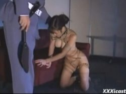 Asian Tied Up Led On A Rope And Toyed - XVIDEOS.COM(2)