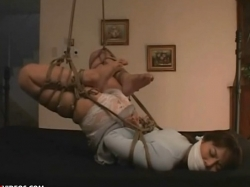 Japanese Women Tied In A Lewd Position asian cumshots asian swallow japanese chinese - XVIDEOS.COM