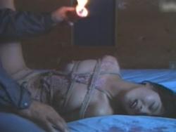 【M女】注射器浣腸で陵辱排泄!熱蝋責めにM奴隷うっとり! - エロ動画 アダルト動画