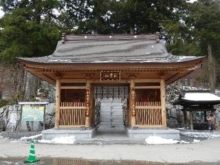 66雲辺寺-山門25