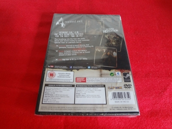 PC版 Resident Evil 4 HDを購入してみました。
