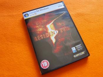 Resident Evil 5 を購入してみました。
