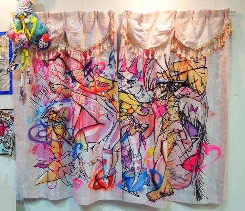 ブログ韓国29歳のカーテン