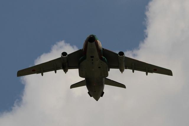 航空自衛隊 C-1 輸送機 #31