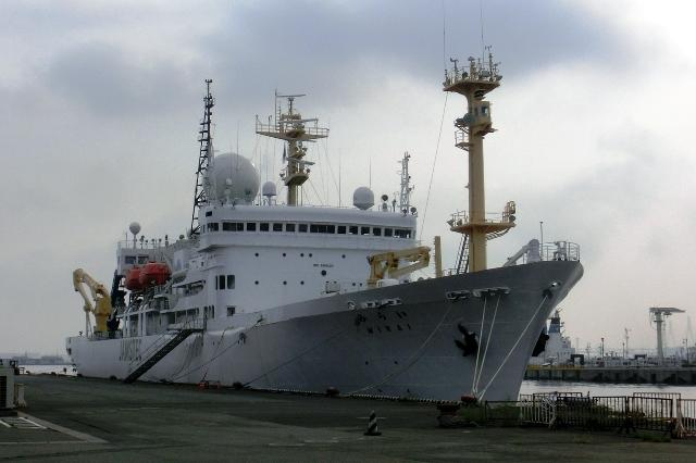 海洋地球観測船 みらい