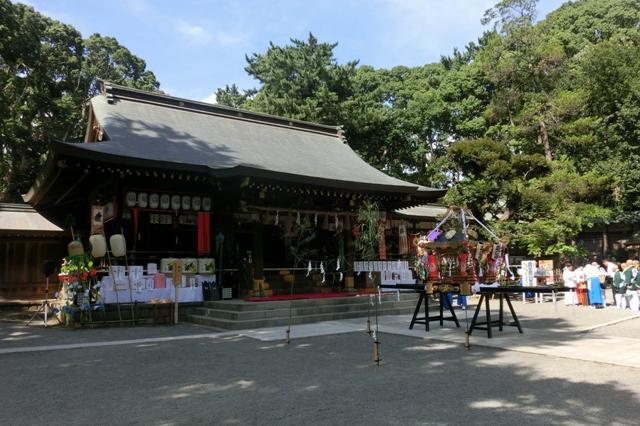 平塚八幡宮 例大祭