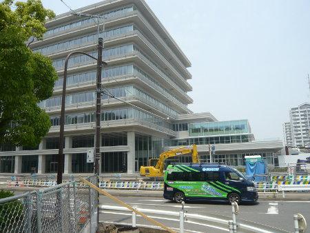 平塚新庁舎