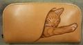 Lucky cat wallet