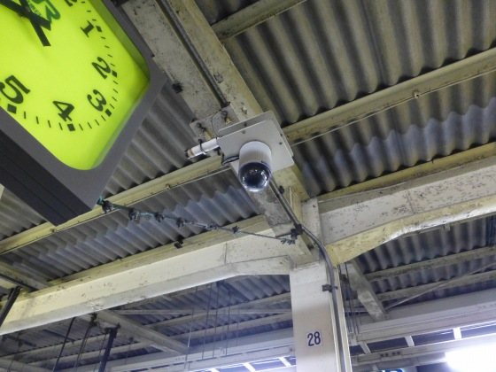 列車非常停止ボタンJR高田馬場駅1110249