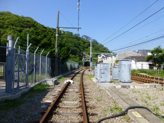 京急逗子線神武寺駅100
