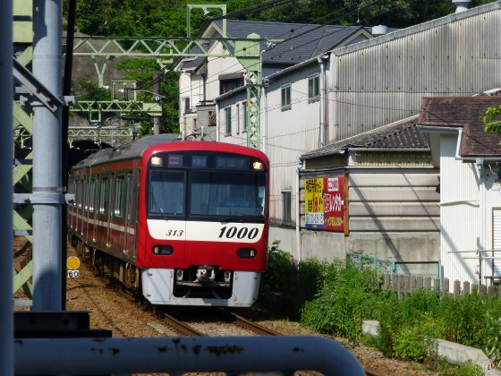 京急逗子線神武寺駅106