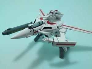フルスクラッチ 1/144 VF-1J 19