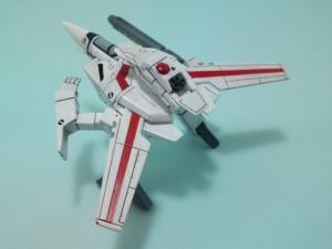 フルスクラッチ 1/144 VF-1J 21