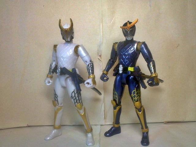 AC05仮面ライダー斬月メロンアームズ06