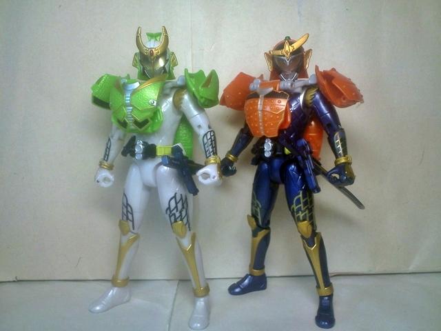 AC05仮面ライダー斬月メロンアームズ19