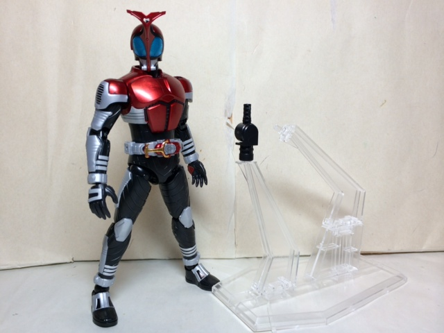 Figure-rise6 仮面ライダーカブト02