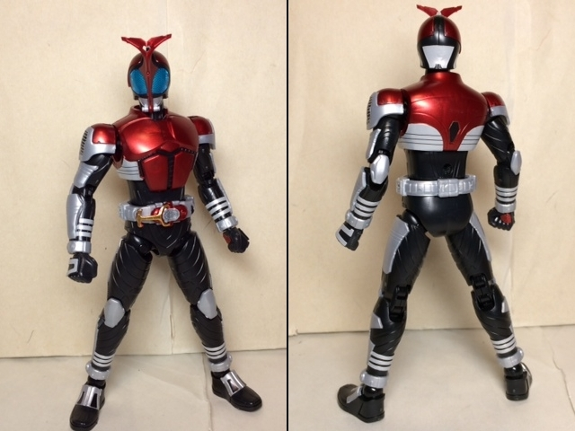 Figure-rise6 仮面ライダーカブト04-tile