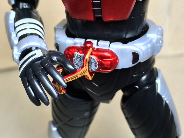 Figure-rise6 仮面ライダーカブト09