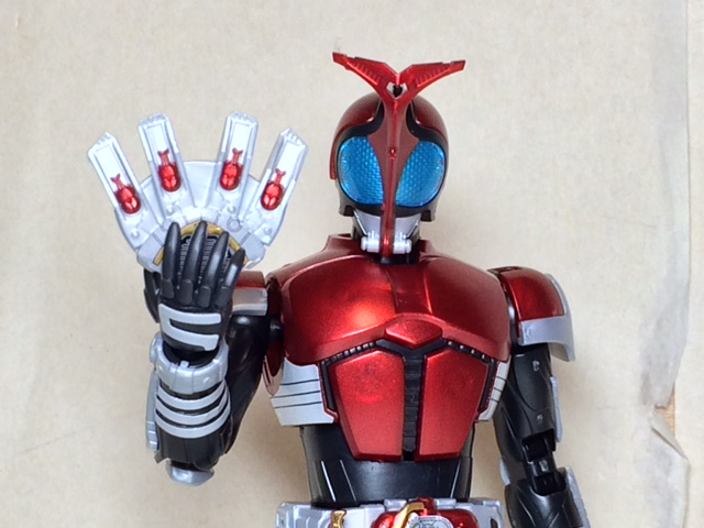 Figure-rise6 仮面ライダーカブト18