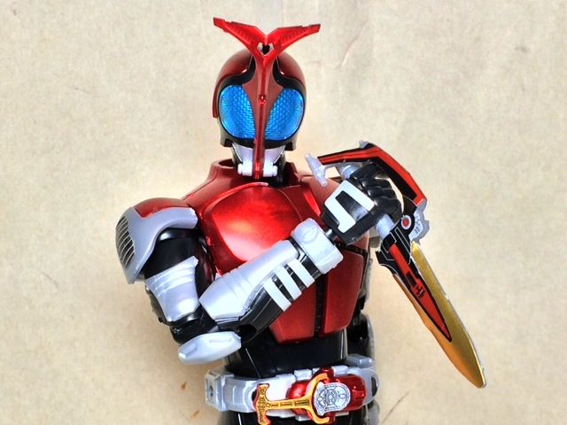 Figure-rise6 仮面ライダーカブト15