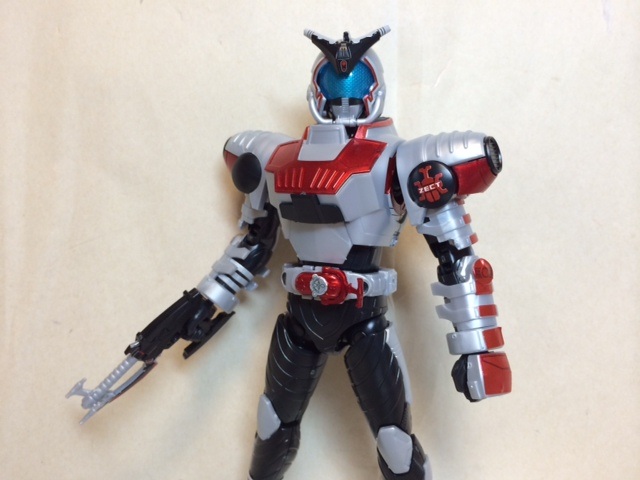 Figure-rise6 仮面ライダーカブト23