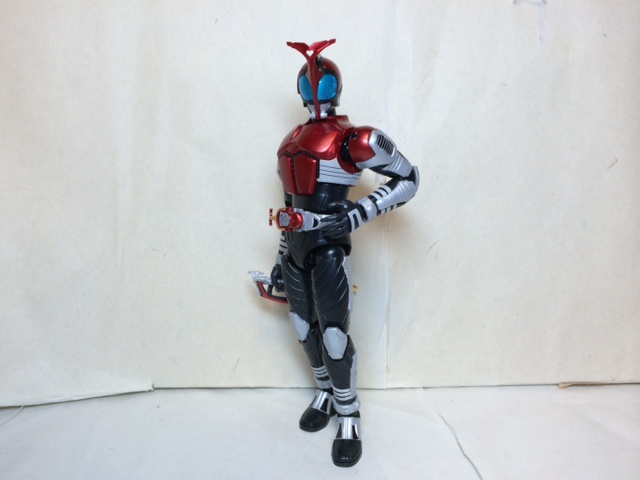 Figure-rise6 仮面ライダーカブト29