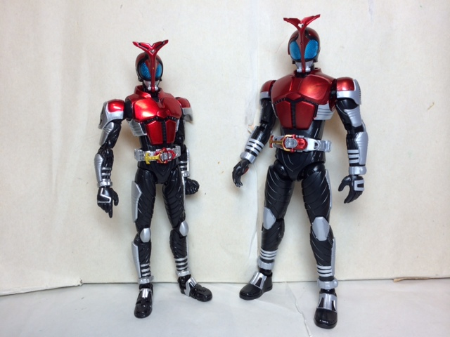 Figure-rise6 仮面ライダーカブト28