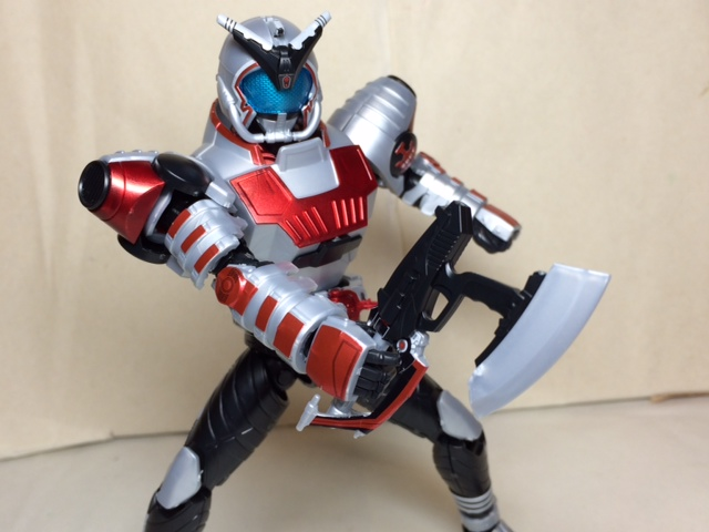 Figure-rise6 仮面ライダーカブト27