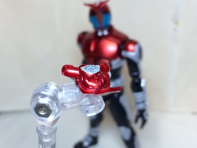 Figure-rise6 仮面ライダーカブト34