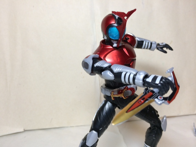 Figure-rise6 仮面ライダーカブト31