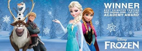 美しい!「アナと雪の女王」