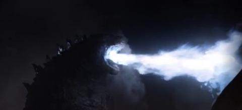 ゴジラをゴジラにするには火を吐かないとね