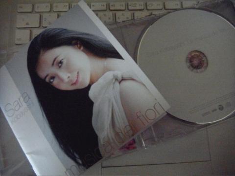 小林沙羅さんがアルバムデビューしました!