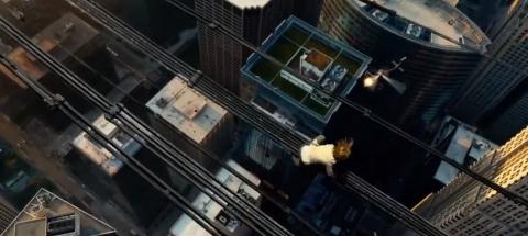 破壊が楽しいというのがマイケル・ベイ。3Dの知識は感じられない「トランスフォーマー」