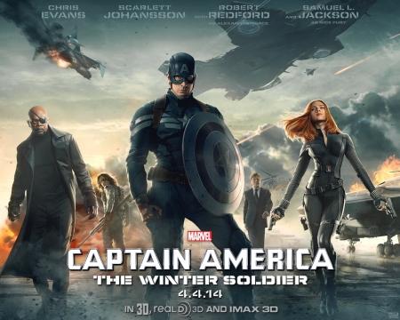 さらにアベンジャーズが複雑になった「キャプテン・アメリカ」