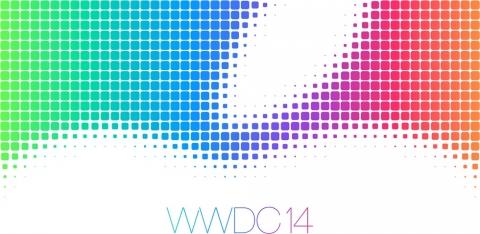 今年のアップルWWDCのロゴは?