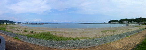 種崎海水浴場