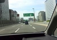 高速道路で②