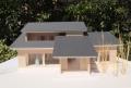 志波姫の家模型