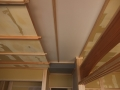 遊佐町の家茶室天井