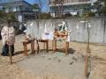 八木山の家地鎮祭