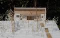 八木山の家模型写真1
