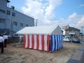 福島の家地鎮祭