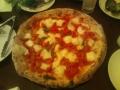 緑のイスキア・ピザ