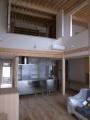 南光台の家薪ストーブ設置3