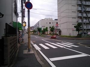 バディコン郵便局前写真