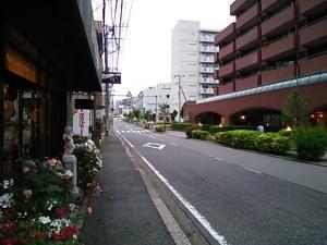 バディコン郵便局前写真2