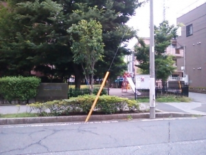 バディコン公園前写真